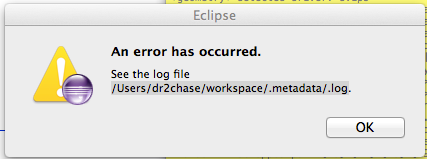 EclipseCrashAgain